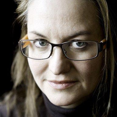 Celina Lunsford. Portrait photo by Elinor Carucci