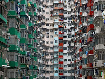 Michael Wolf | Life in Cities
