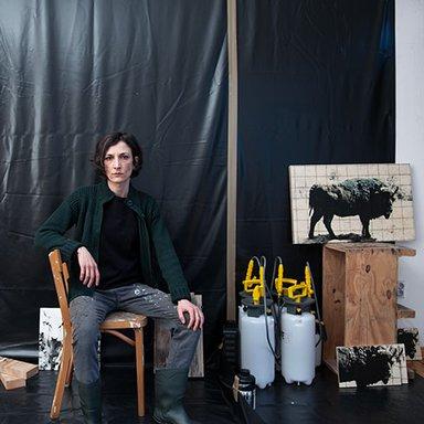 Valentina Murabito- Portrait by Janne Tervonen
